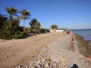 plaża Florenza Khamsin