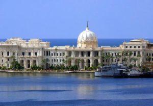 Aleksandria pałac